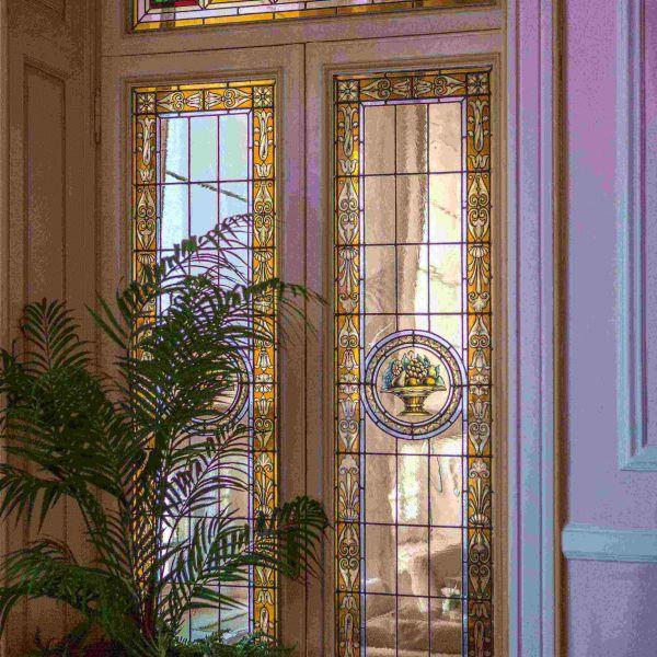 Vetreria artistica e classica vetri per porte e finestre - Finestre scorrevoli in vetro ...
