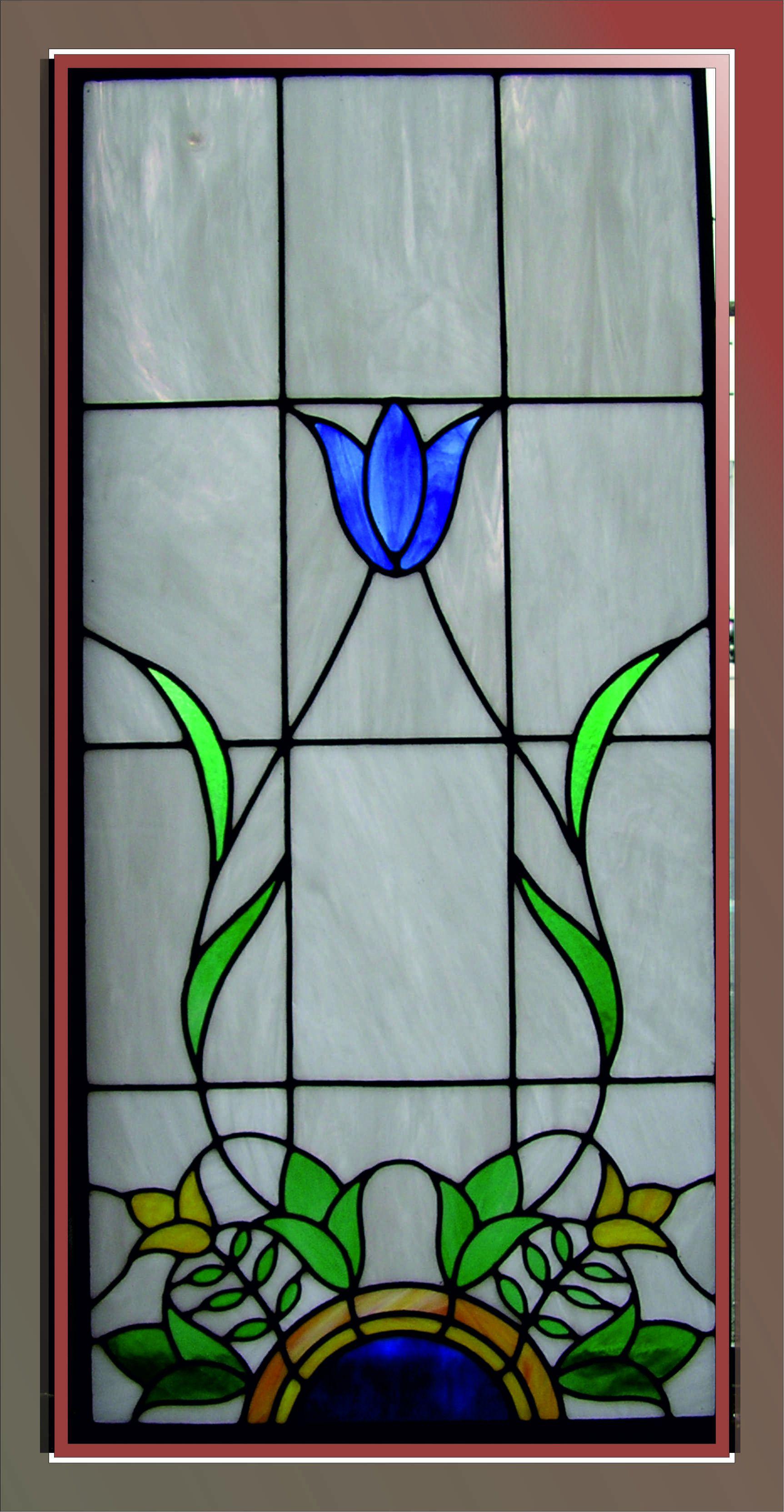 Vetrata artistica rilegata a piombo - vetrate artistiche rilegate a ...
